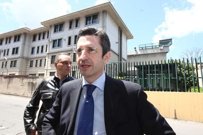 Il Procuratore Aggiunto, Sebastiano Ardita