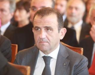 L'assessore regionale al Territorio e Ambiente, Maurizio Croce