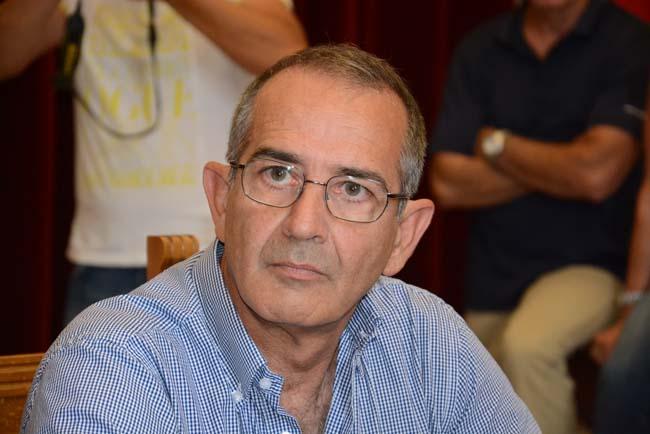 L'assessore Sergio De Cola