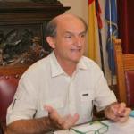 L'assessore all'ambiente Daniele Ialacqua