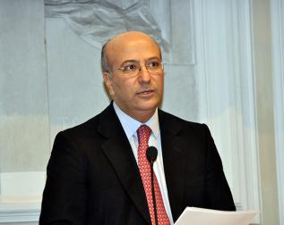Il Rettore Pietro Navarra