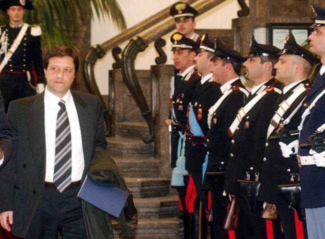 L'ex Presidente del Consiglio Comunale, Umberto Boxano
