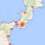terremoto 24 maggio