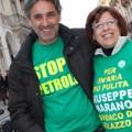 Giuseppe Marano e Silvana Giglione (foto oggimilazzo.it)