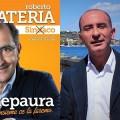 Da sx, Roberto Materia e Giovanni Formica