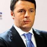 Il premier e segretario del PD Matteo Renzi