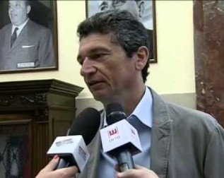 L'ing. Francesco Di Sarcina