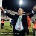 Il presidente del Messina, Natale Stracuzzi (foto Giovanni Isolino per messinanelpallone.it)
