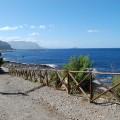 Un sentiero della riserva di Capo Gallo (foto di Tato Grasso per Wikipedia)