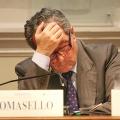 L'ex Rettore, Franco Tomasello (foto di Enrico Di Giacomo)