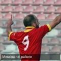 L'esultanza di Tavares dopo il gol (foto di Giovanni Isolino per messinanelpallone.it)