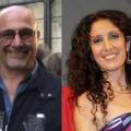 Maurizio Rella e Cecilia Caccamo