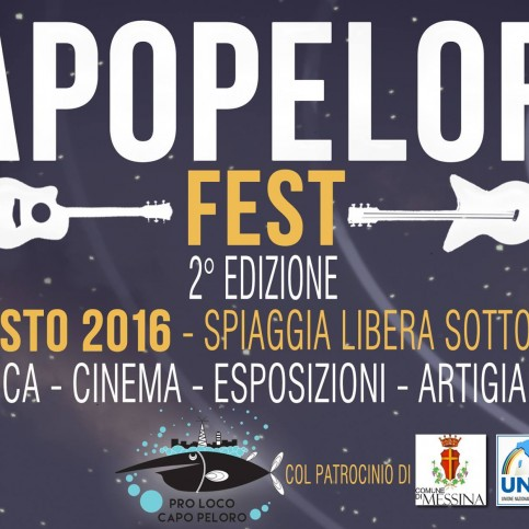 Waiting for CapoPeloro Fest