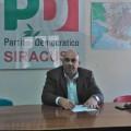 Il sindaco di Siracusa, Giancarlo Garozzo