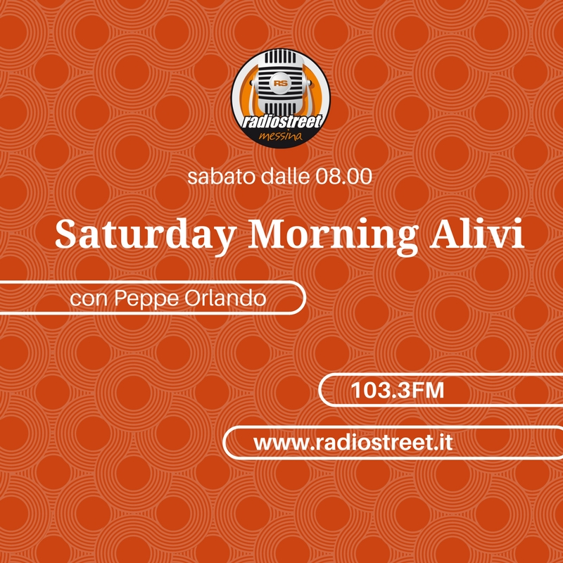 Saturday Morning Alivi