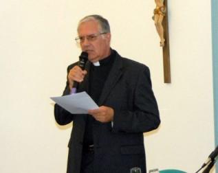L'arcivescovo Giovanni Accolla