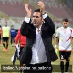 Il tecnico Cristiano Lucarelli (foto G. Isolino per messinanelpallone.it)