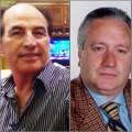 Da sx, Carmelo Arasi e Giuseppe Condipodero