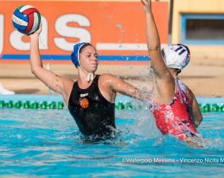 Iza Chiappini in azione