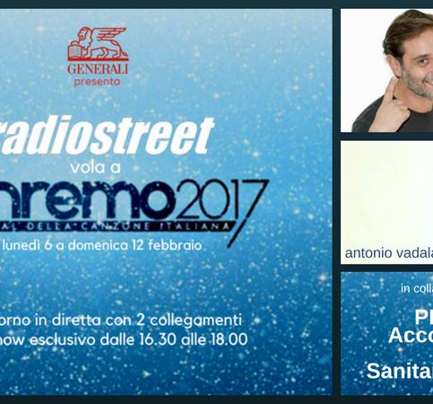 Al Festival di Sanremo, RadioStreet Messina c'è!