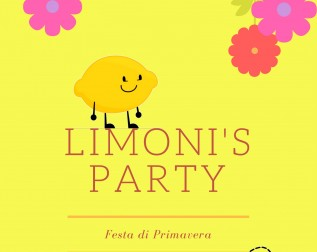 Locandina limoni's party