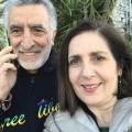 Il sindaco Renato Accorinti e l'assessora alle politiche sociali Nina Santisi