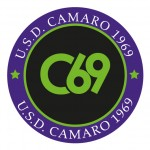 Logo Usd Camaro 1969