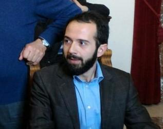 L'assessore Federico Alagna