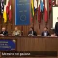 La conferenza stampa (foto messinanelpallone.it)