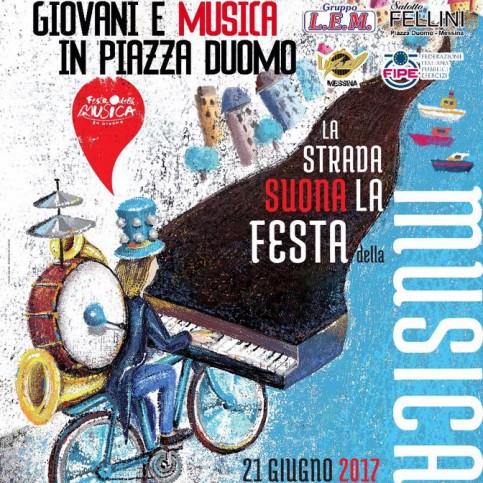 RadioStreet Live in diretta dalla Festa della Musica!