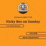 Nicky Bee on Sunday