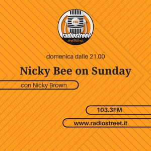 Nicky Bee on Sunday