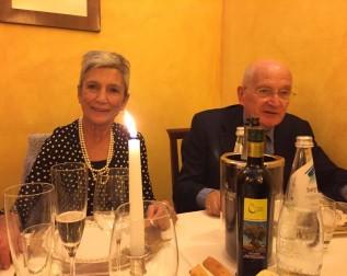 La mamma di D'Avella e Luciano Onder