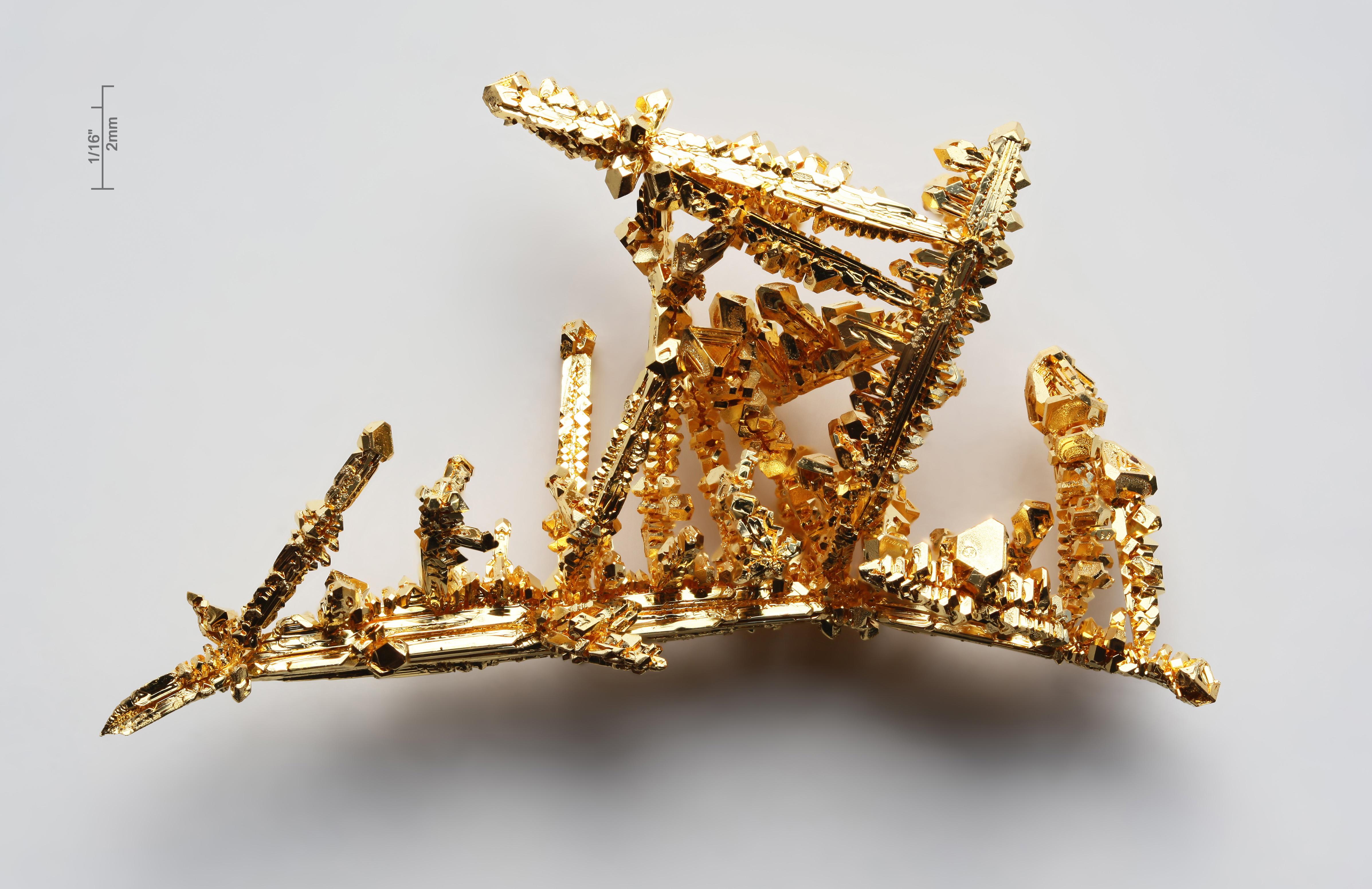 Oro dendritico