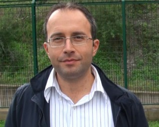 Il sindaco di Forza d'Agrò, Fabio Di Cara