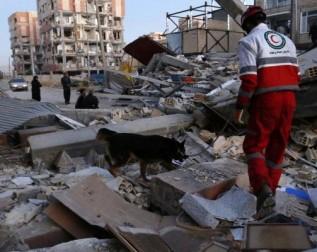 Terremoto Iran Novembre 2017